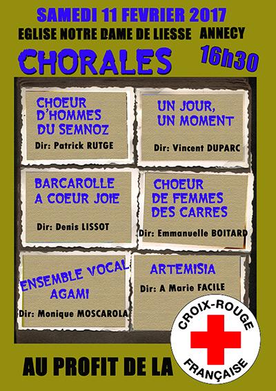 Concert Croix Rouge