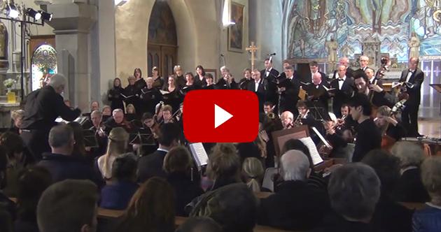 Gloria - Grande Messe en ut mineur - Mozart kv 427