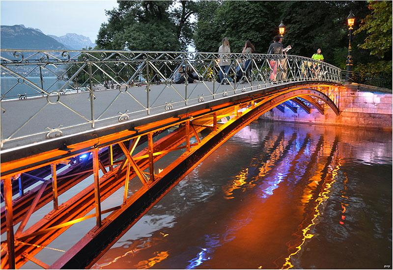 Pont des Amours, Annecy