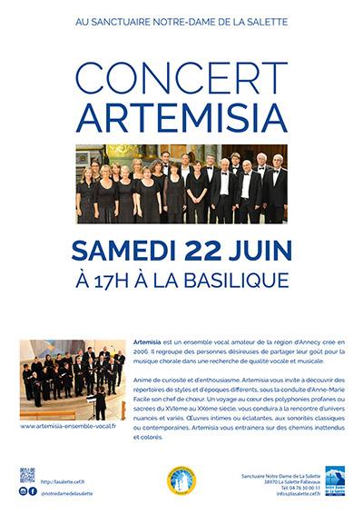 Concert Requiem Opus 9 de Maurice Duruflé, Basilique du Sanctuaire Notre-Dame de La Salette