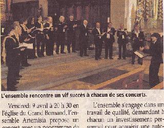 Musique Française du XVIème au XXème siècle